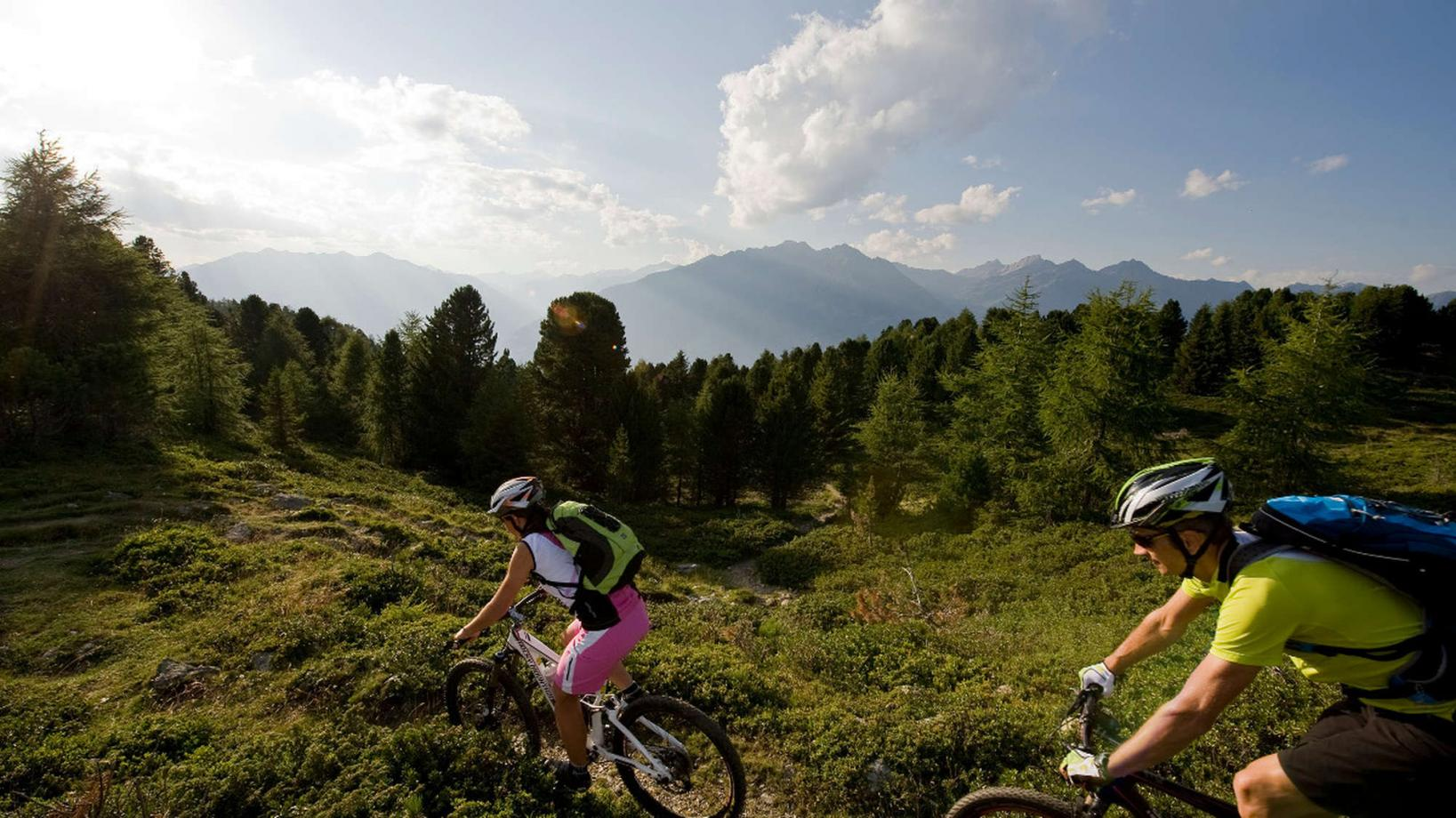 040 Bike Highline Merano con Ötzi Trail