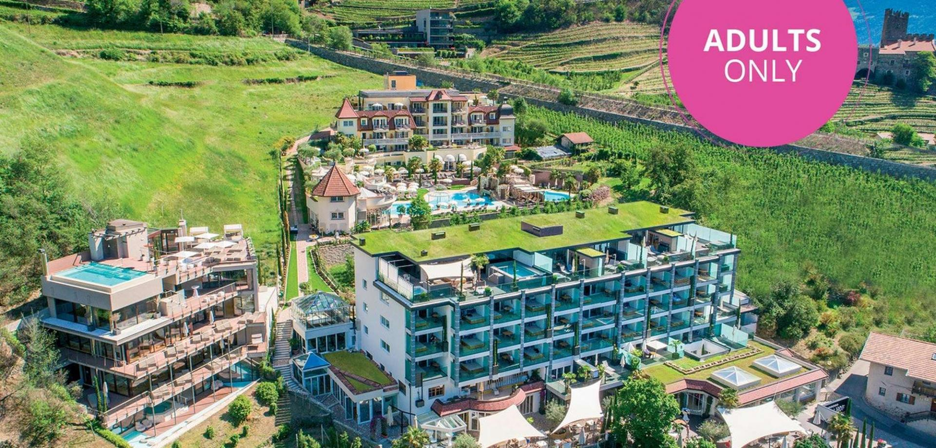 Luxury DolceVita Resort Preidlhof