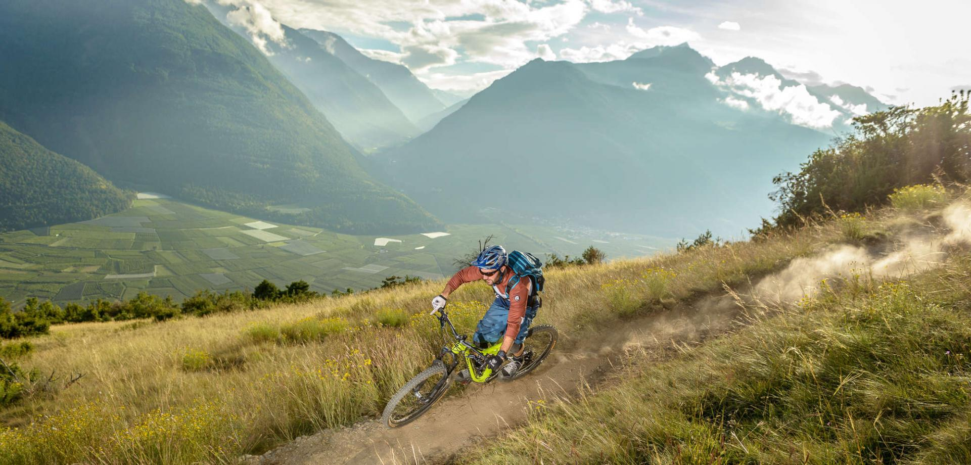 Bike Hotels in Val Venosta and Merano & environs