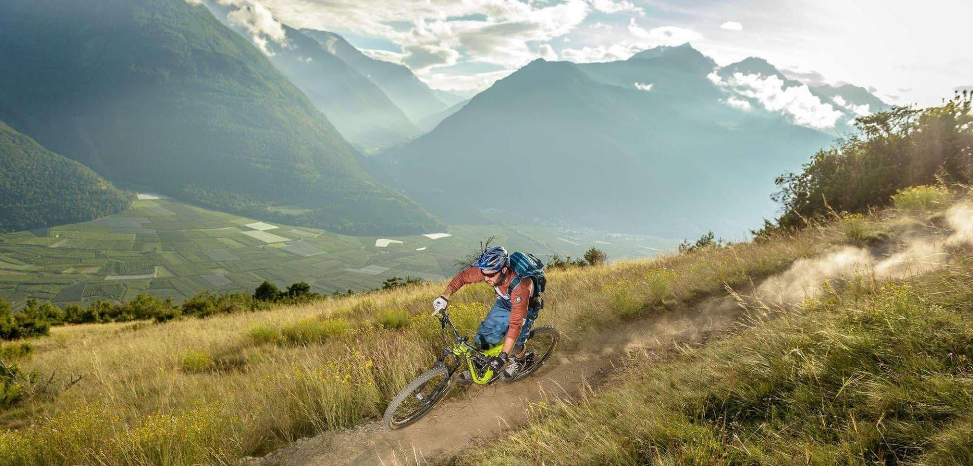 Special Trail-Week con il responsabile della Oetzi Bike Academy Klaus Nischler and Friends