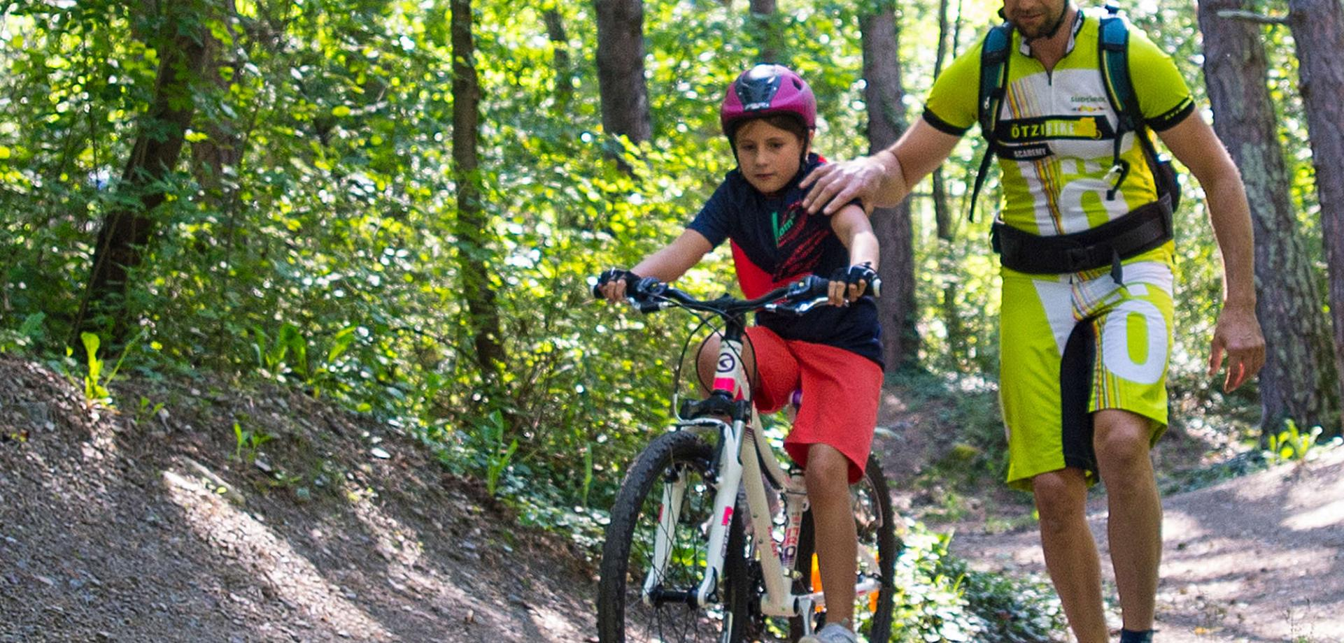 Ötzi Bike Kids Camp