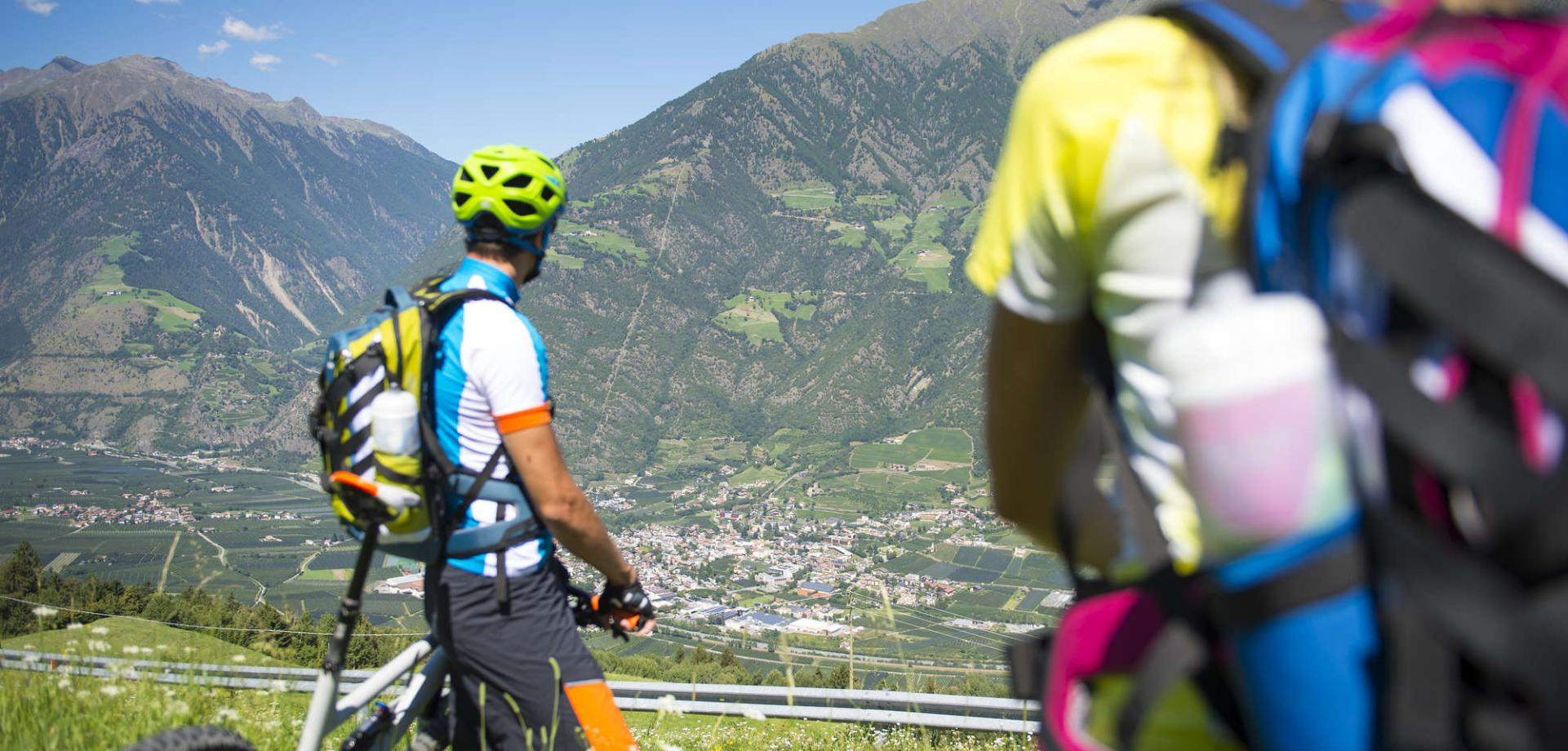 Panoramic Tour around Merano