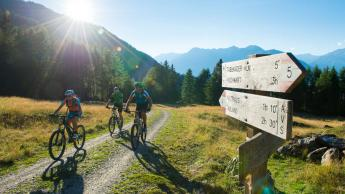 049 Tour Bike Highline Merano con Lupo Trail
