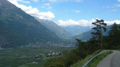 004 Sul Monte Tomberg (percorso corto)
