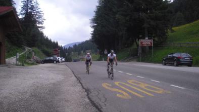 014 Tour Passo Mendola - Passo Palade
