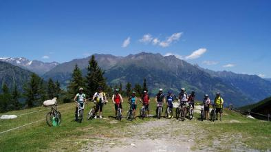 """023 Tour to the """"Marzoner Alm"""" (light)"""