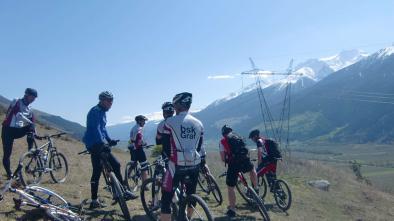 044 Enduro Tour on the Monte Sole Trail