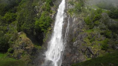 06 E-Biketour Partschinser Wasserfall