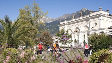 101 Tour cicloturistico a Merano