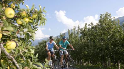 104 Tour cicloturistico da Glorenza a Naturno