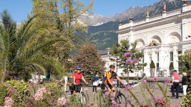 108 Tour cicloturistico in Val Passiria