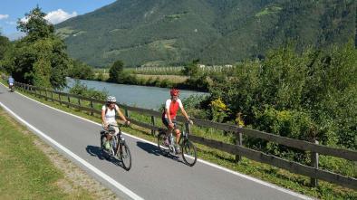 109 Tour cicloturistico paesi Val Venosta