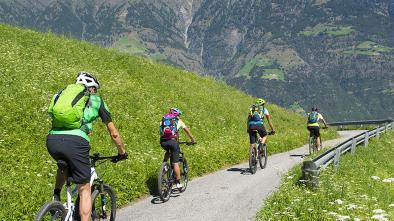 """12 E-Biketour to the """"Nassereith"""" hut"""
