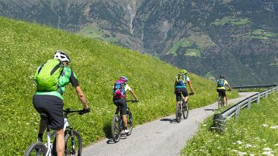 12 E-Biketour zur Nassereithalm