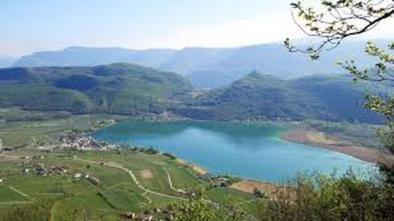 """Mappa 15 Giro """"Lago di Monticolo"""""""