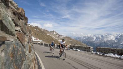 Rennradkarte Naturns nr. 02/A: Stilfser Joch Tour von Spondinig
