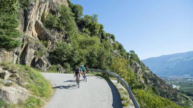 Rennradkarte Naturns nr. 07: Schnalstal Tour