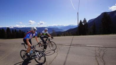 Rennradkarte Naturns nr. 11: Ultental- Gampenpass Tour